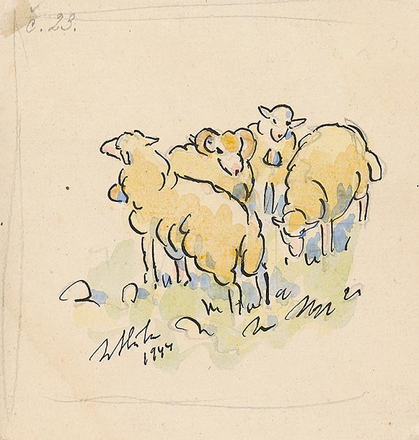 Jan Hála – Sheep