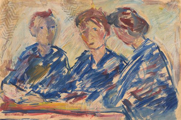 Ernest Špitz – Three Women