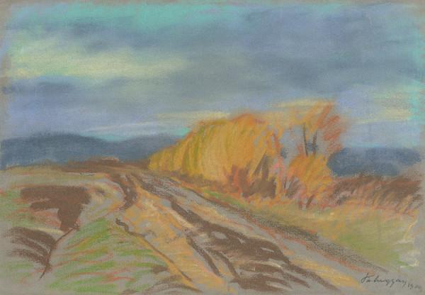 Zolo Palugyay – Autumn Motif