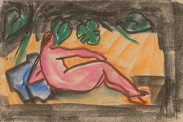 Ľudovít Kudlák – Pink Nude