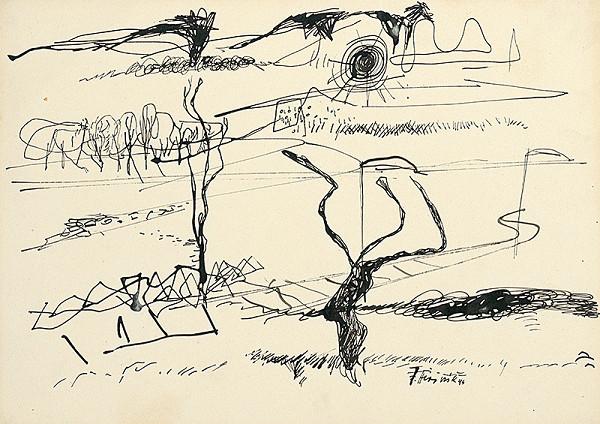 Ferdinand Hložník – Landscape