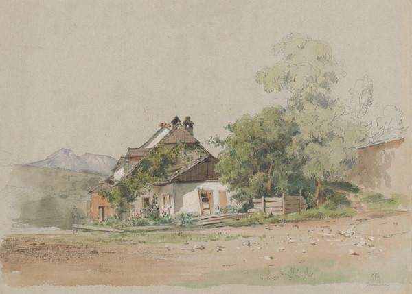 Jan Novopacký – Village Cottage
