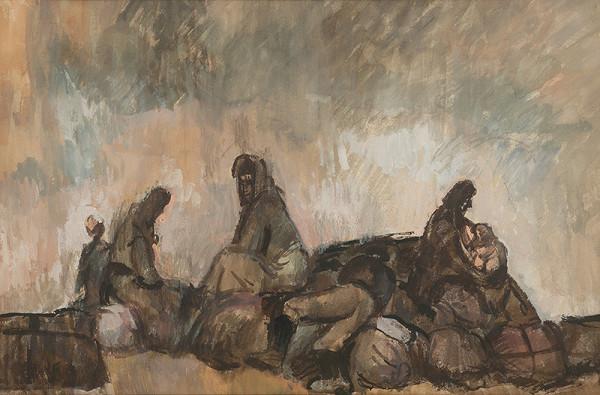 Cyprián Majerník – Refugees