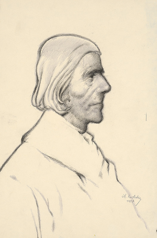 Aurel Kajlich – Man from a Hamlet II.