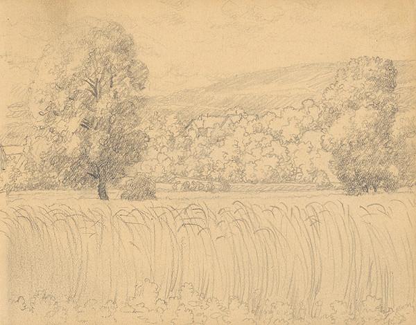 Ivan Žabota – Summer Landscape