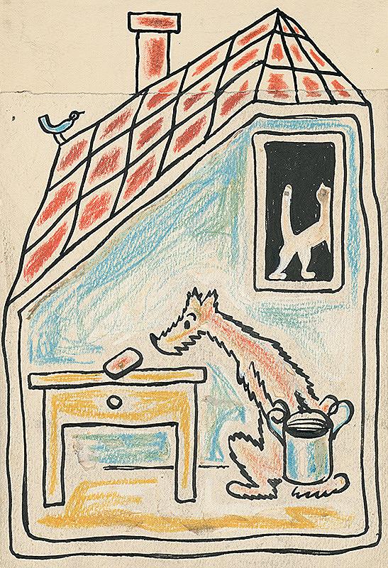 Josef Čapek - 2. I Had a Dog and a Cat