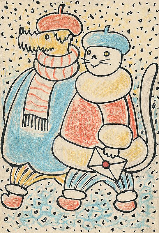 Josef Čapek – 5. I Had a Dog and a Cat
