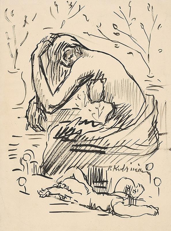 Arnold Peter Weisz-Kubínčan - Bath