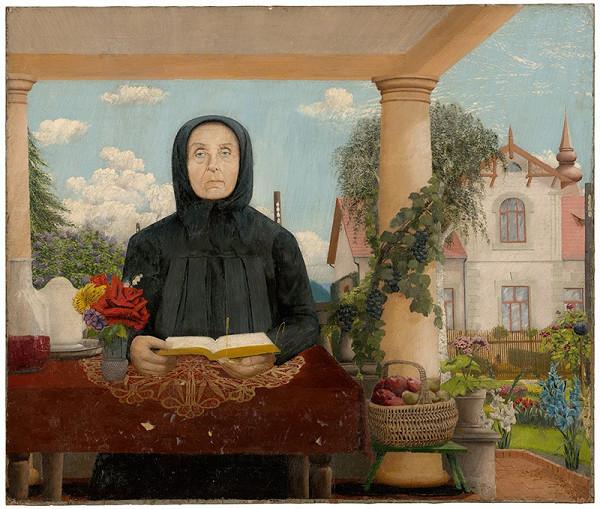 Ľudovít Kochoľ - Portrét matky