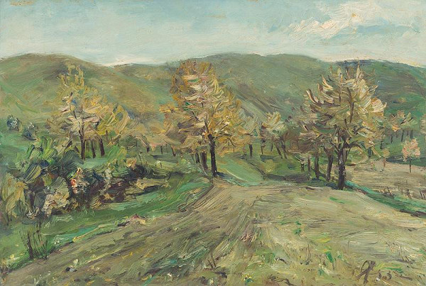 František Studený – The Cherry Orchard