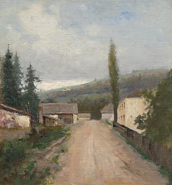 Felicián Moczik – From the West Slovak Village