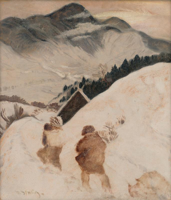 Martin Benka - Winter