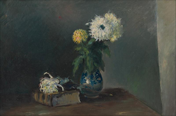 Ján Mudroch – Chrysanthemums