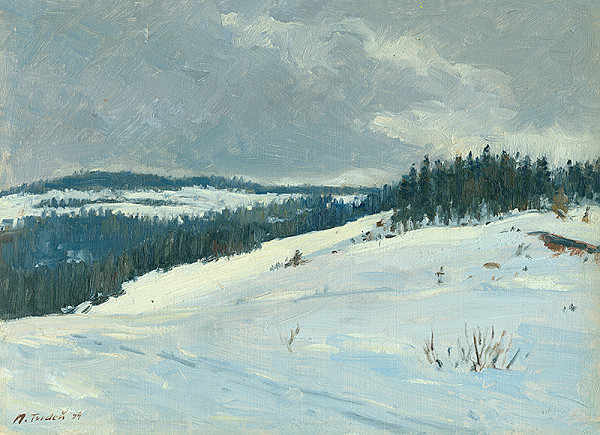 Martin Tvrdoň – Winter in the Low Tatras
