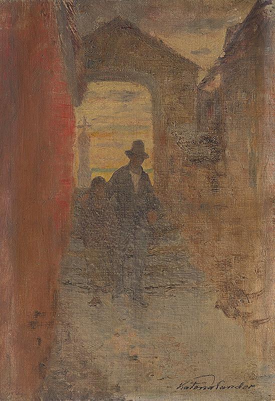 Ferdinand Katona - From the Cementary