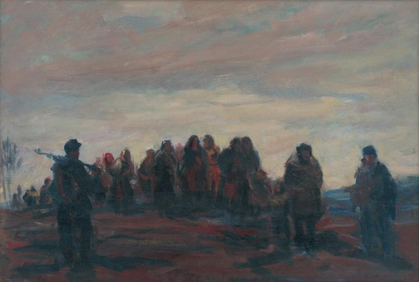 Dezider Milly – Exiles from Tokajík