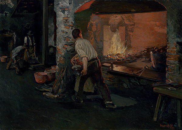 Dominik Skutecký - Before the End of Work