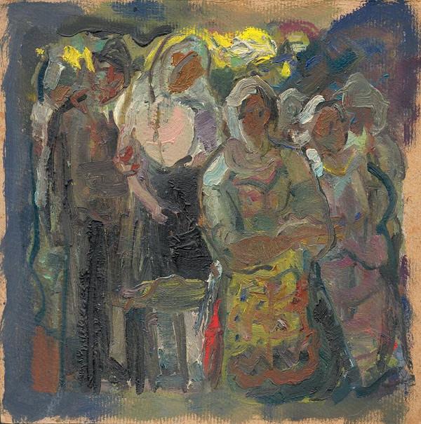 Juraj Collinásy – Woman