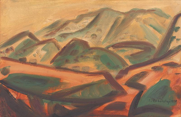 Ladislav Záborský – Mountains