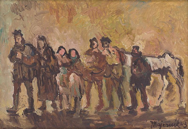Cyprián Majerník – Exiles