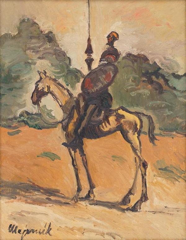 Cyprián Majerník - Don Quichotte