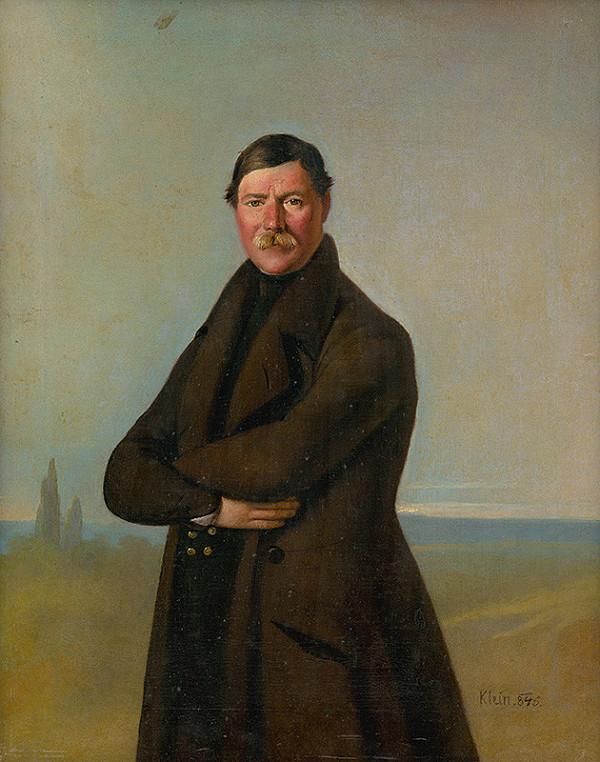 Johann Adam Klein – Portrait of a Hungarian Landowner