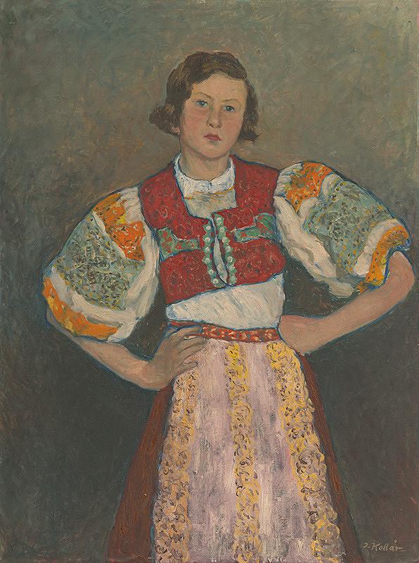 Jozef Kollár – Slovak Girl