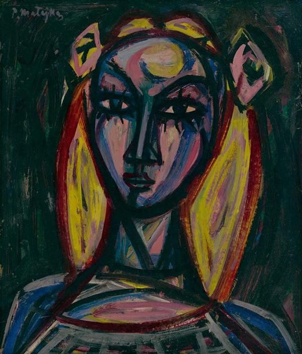 Peter Matejka – Girl's Head