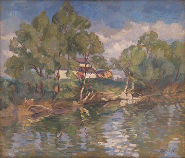 Jozef Bendík – Summer by the Torysa