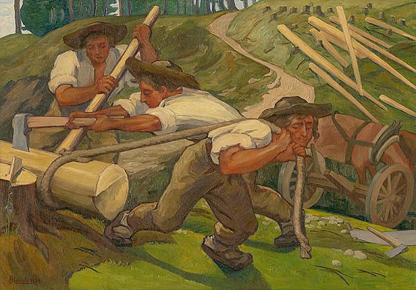 Jozef Hanula – Lumberjacks