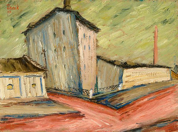 Jaroslav Pacák – Houses
