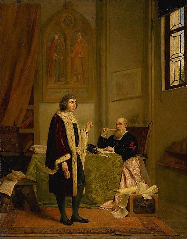 Dominik Skutecký – Emperor Maximilian Dictates His Memoirs