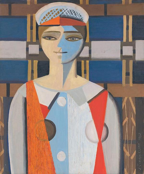 Jarmila Čihánková – Girl from a Spinning Mill