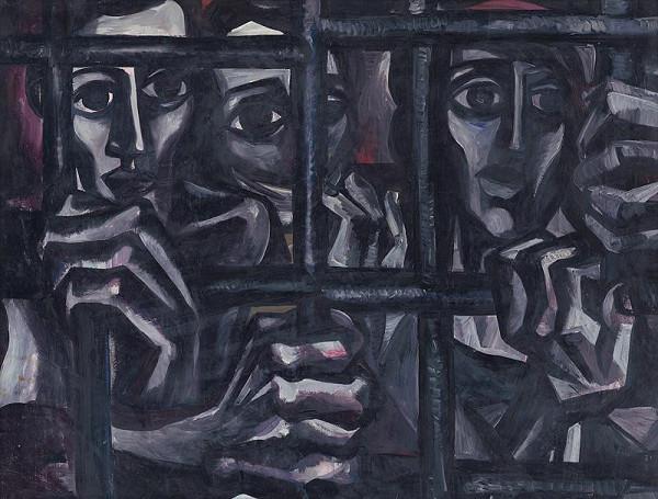 Milan Mravec - Prison