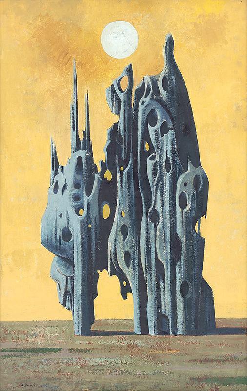 Ladislav Guderna - Imaginary Landscape