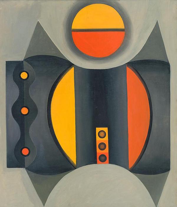 Jarmila Čihánková – Kinetic Painting No. 5