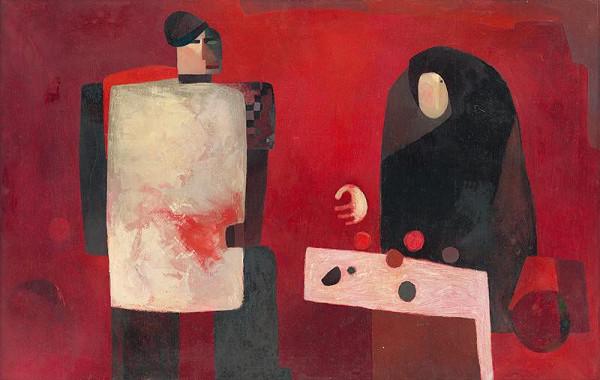 Alexander Eckerdt – Butcher with a Shop Assistant