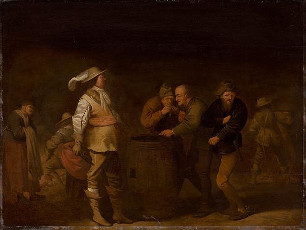 Pieter Jansz. Quast – The Yielding of War Booty
