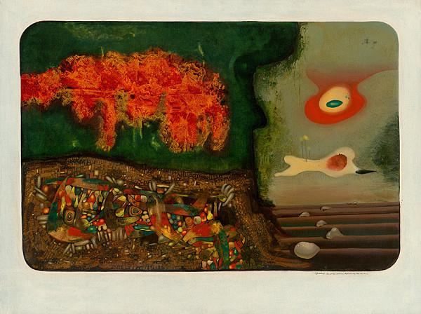Záboj Bohuslav Kuľhavý – Two Feelings with Strange Landscape