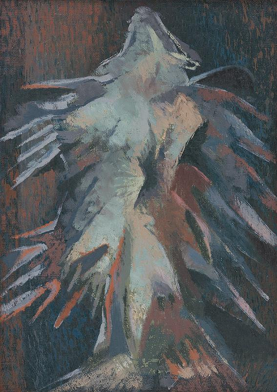 Ester Šimerová-Martinčeková – Grey Figure