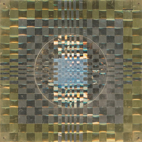 Tamara Klimová - Diffusion of Squares