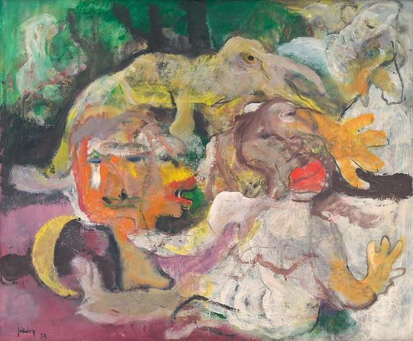 Július Jakoby – Displeased Dreamer
