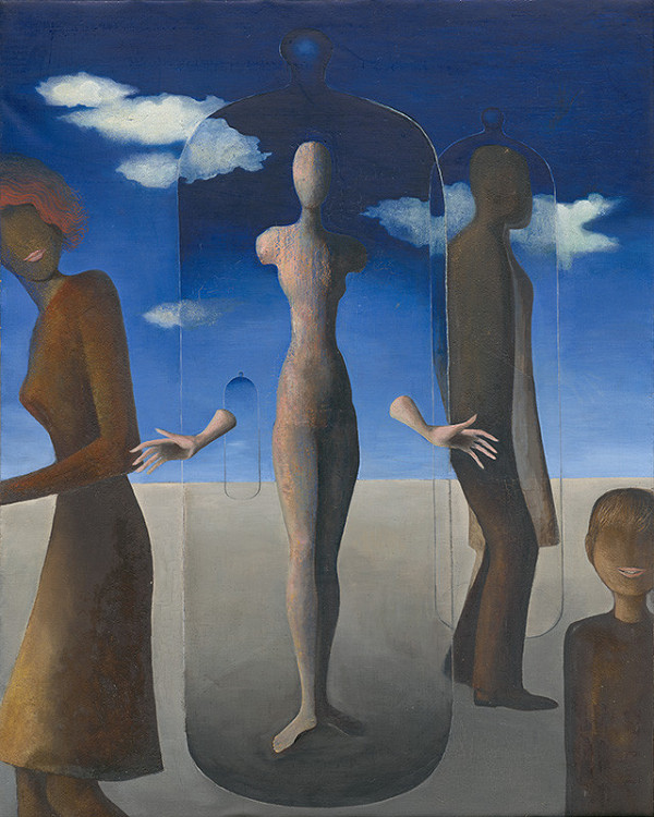 Viera Žilinčanová - Blue Morning
