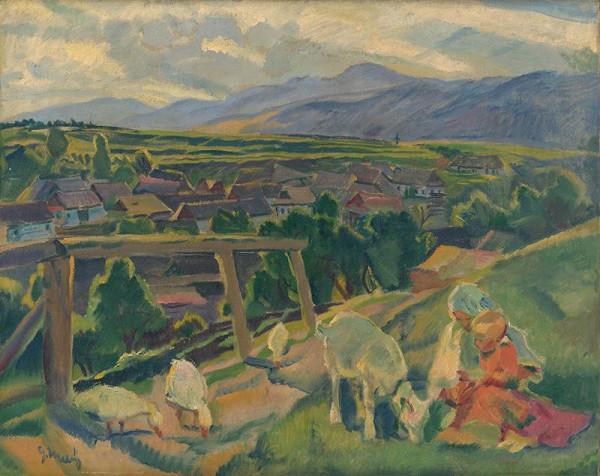 Gustáv Mallý – From Važec