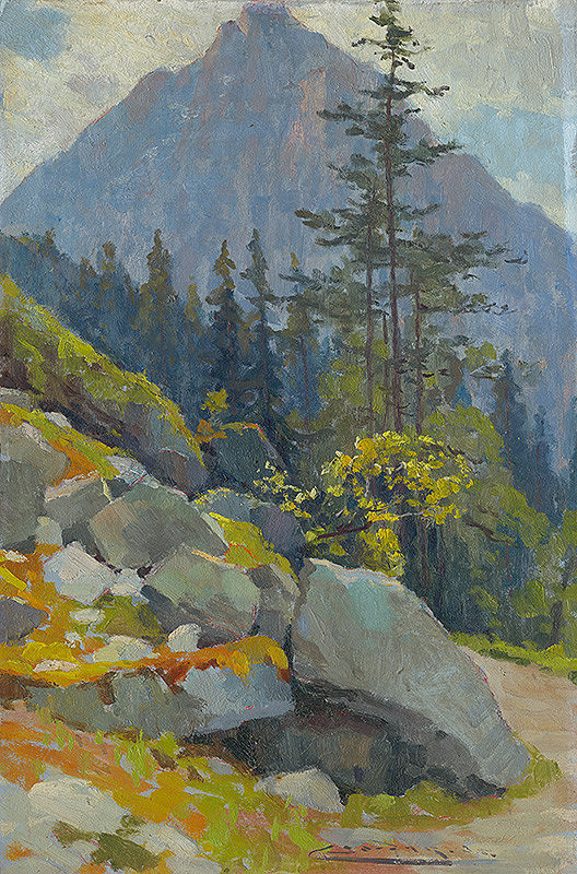 Ľudovít Čordák - Tatra Motif
