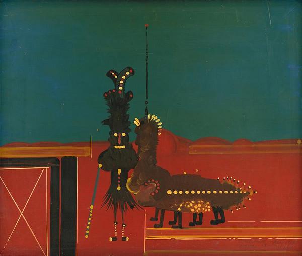 Karol Baron - Organoleptic Visions III.