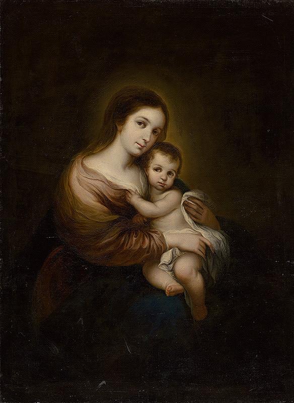 Alonso Miguel de Tovar – Madonna and Child
