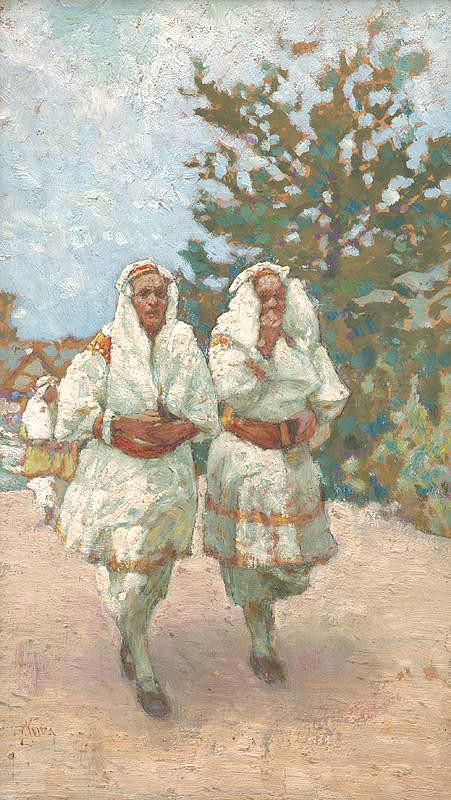 Ludvík Kuba – Slovak Women from Zliechov