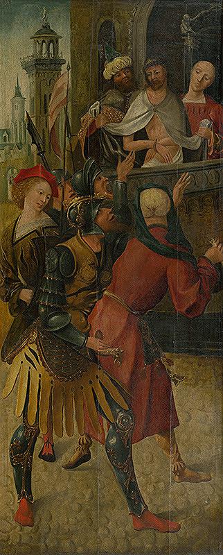 Porýnsky maliar z 1. štvrtiny 16. storočia - Ecce Homo