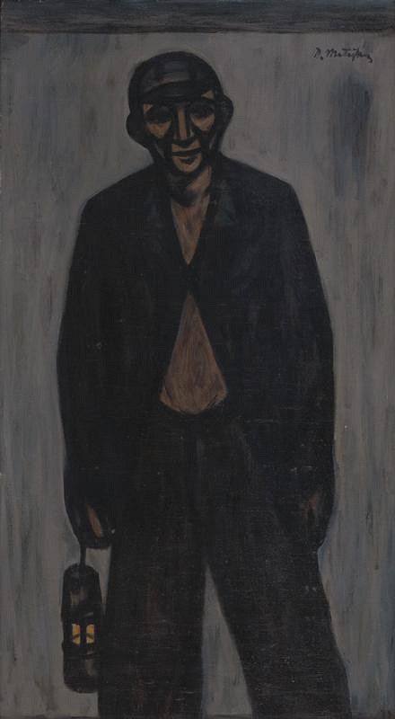 Peter Matejka - Miner